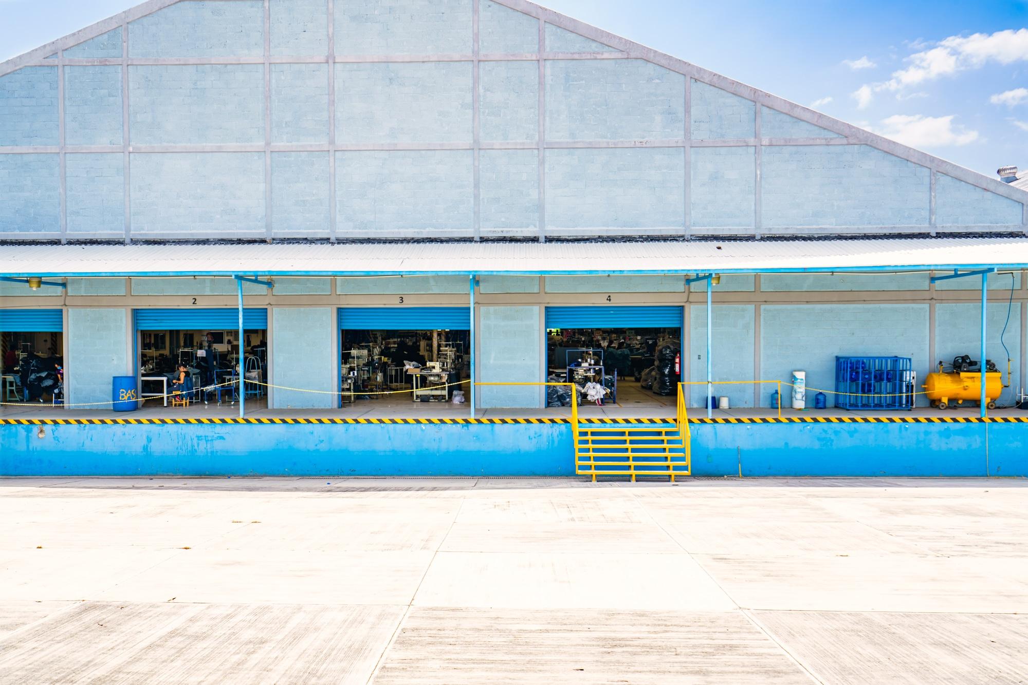 Un atelier de vêtement de Ajalpan