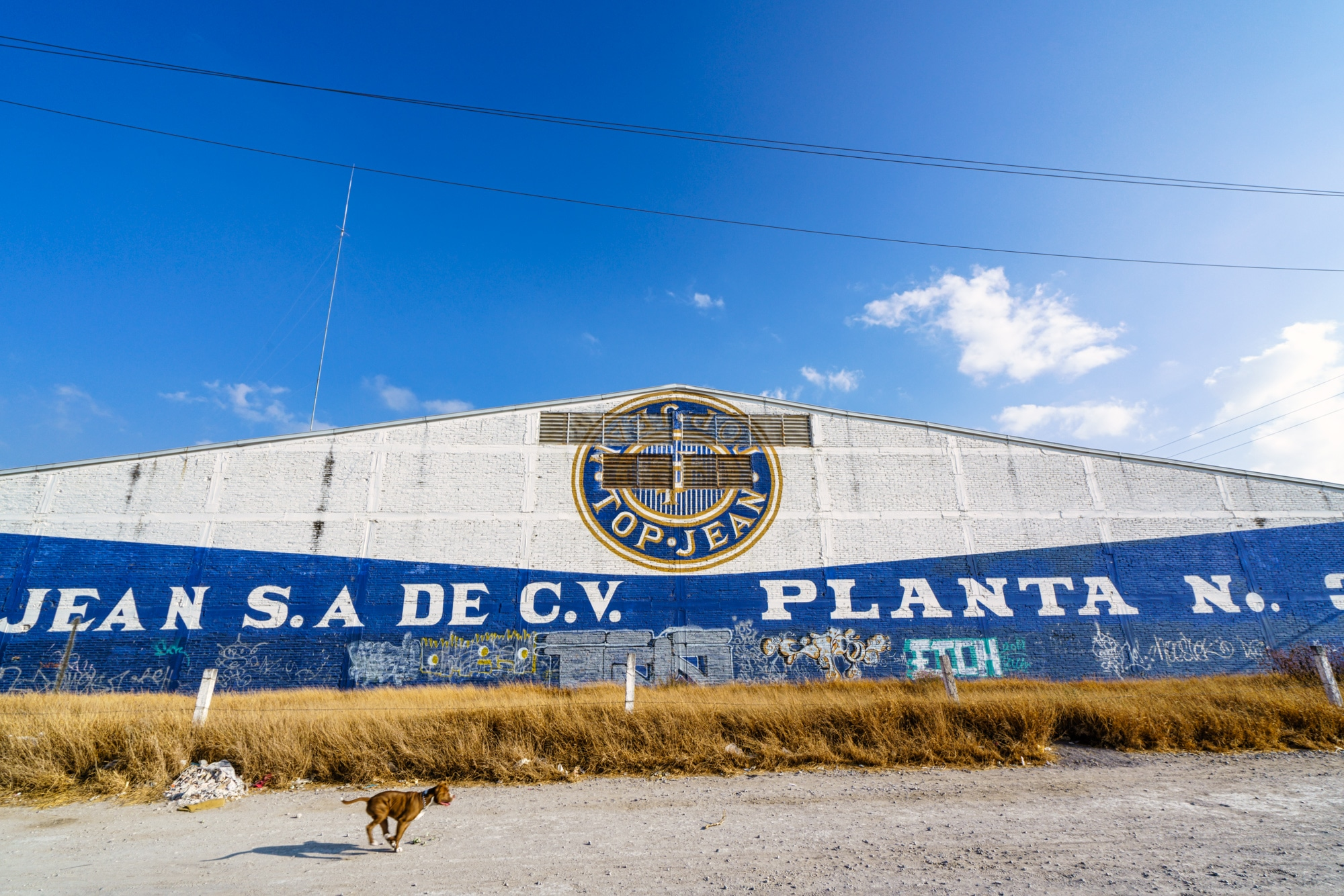 The sweatshops in Tehuacan