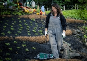 Chronique métier horticultrice