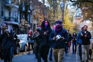 Premier mardi casseroles pour la planète au métro Laurier