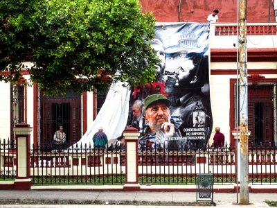 The curtain falls on the era of Fidel Castro