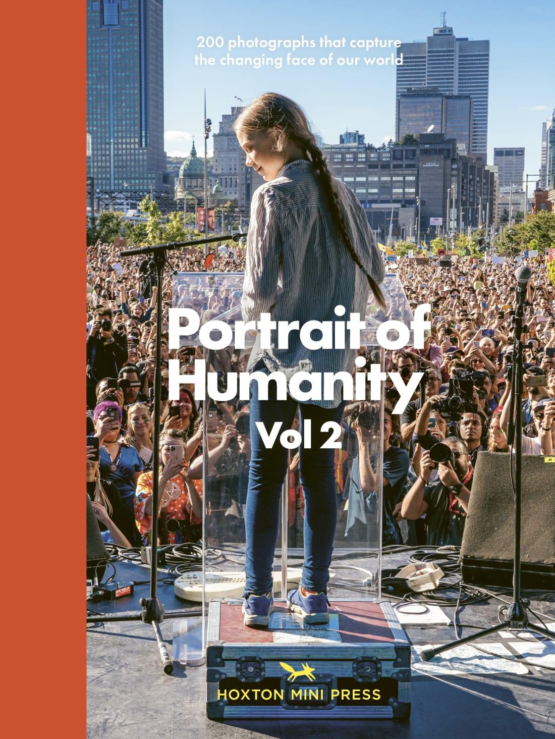 Couverture du livre Portrait of Humanity vol 2