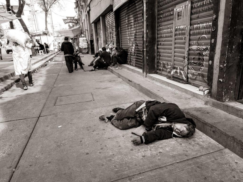 La vie dure au Mexique