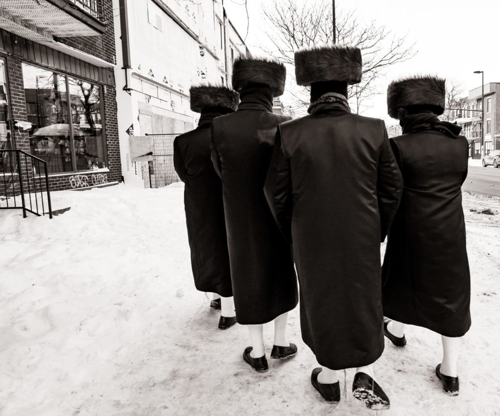 Shabbat dans le Mile-End